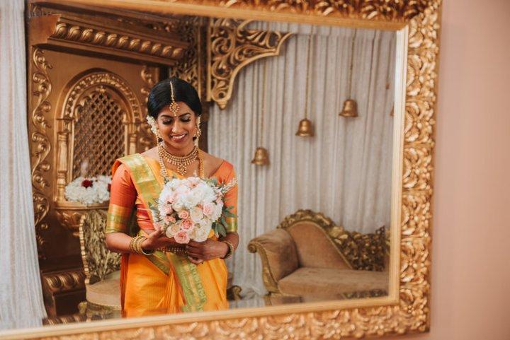 Intimate Tamil Hindu Wedding at Home – Toronto, Canada
