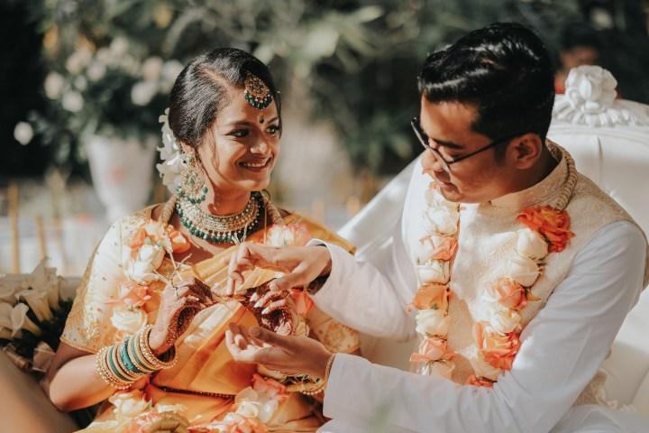 Intimate Tamil Hindu Wedding at Home – Malaysia