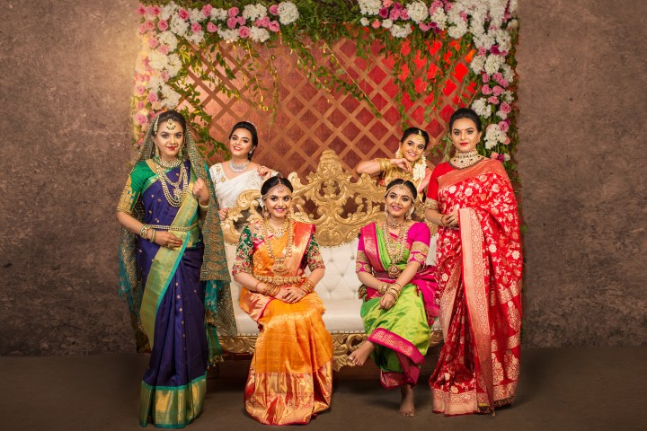 Regal Brides of India – Vastra Shoot