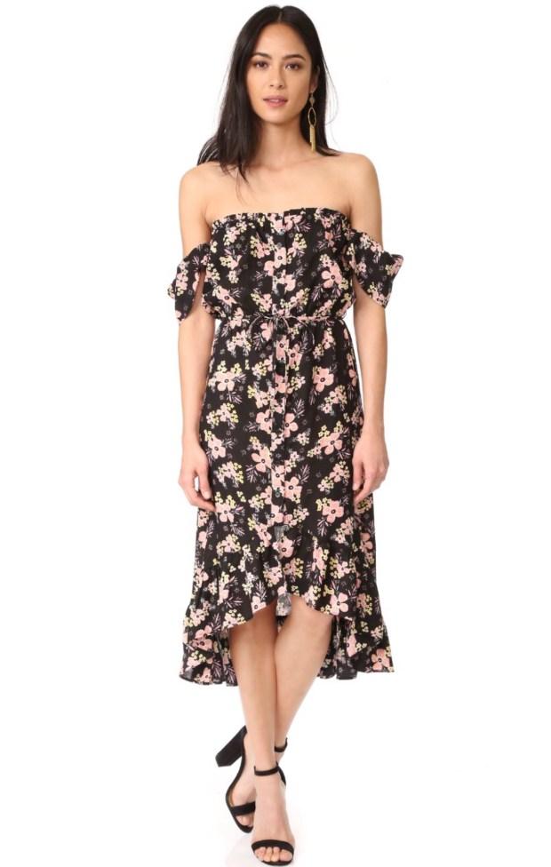 Floral Dresses Under $100