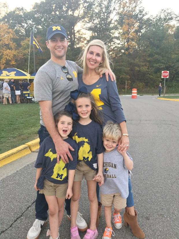 Michigan/Michigan State Game Trip