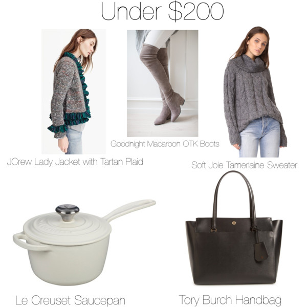 Great sales for sweaters, boots, kitchenware, handbags and coats...something for everyone