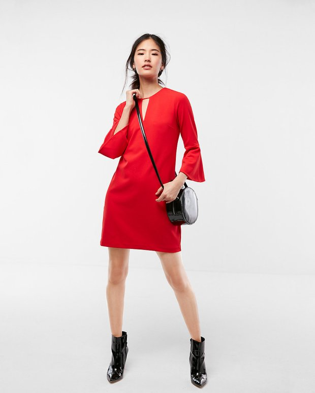 Last minute gift ideas for any female in your life - yellow rain boots, comfy fuzzy slippers, Ina Garten Cookbook, workout clothes and a gorgeous red dress