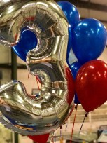 Shay's 3rd Birthday Party