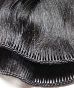 Custom Hand Tied Wefts