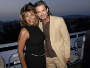 Tina and Erwin now, or at least as recent as a couple of years ago.  Living well has its benefits (Courtesy: We Want Tina Turner For a Grammy Lifetime Achievement Award on Facebook)