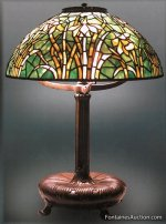 Tiffany Daffodil Table Lamp
