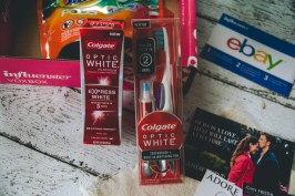 I needed a new toothbrush & they sent me one, hah!