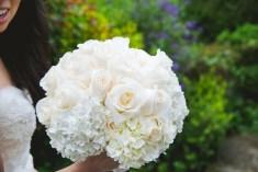 Pretty floral bouquet.