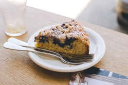 Tandem Coffee | Blueberry & Almond Pie