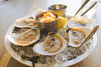 Oysters | Eventide