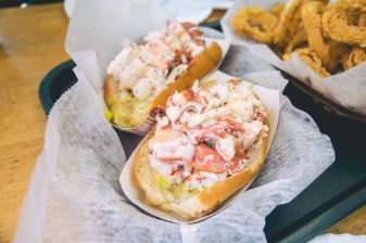 Lobster Roll | Fisherman's Grill