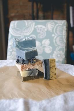 100% Handmade Cold Process Soap