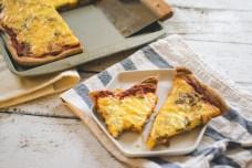 TiffanyBee.com | Parisian Inspired Pizza