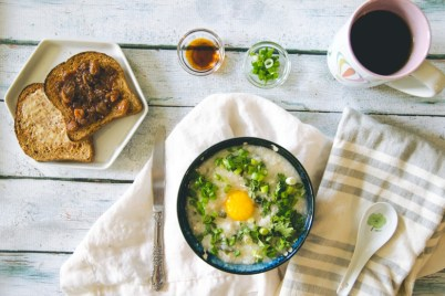 Savory Rice Porridge