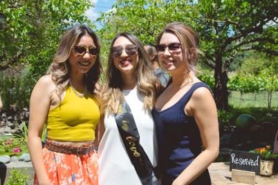 Paige, Tammy, & Sandia
