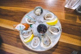 Maggie Oakes   Oysters