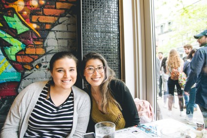 Victoria & me