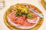 Prosciutto & Pickled Goodies