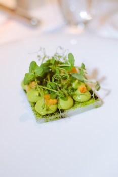 Fancy Green Appetizers