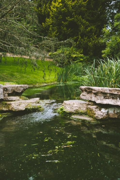 St. Fagans Pond