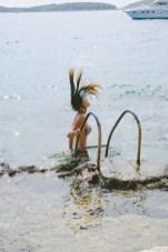 Caroline, the Mermaid