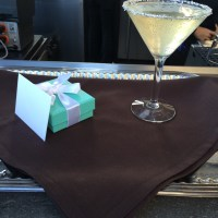 In Chicago A Cocktail Can Come with A Tiffany box