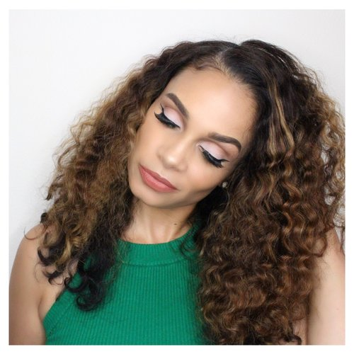 Tutorial: How To Do An Easy Braid Out Hair Style For Beginners-Tiffany D. Brown