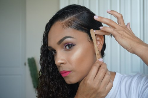 Tutorial: What To Do When Your Hairstyle Fails You! -www.tiffanydbrown.com
