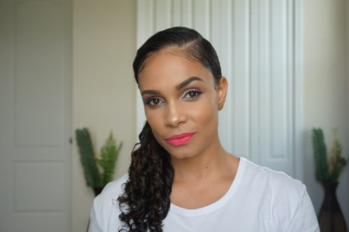 Tutorial: What To Do When Your Hairstyle Fails You! - www.tiffanydbrown.com