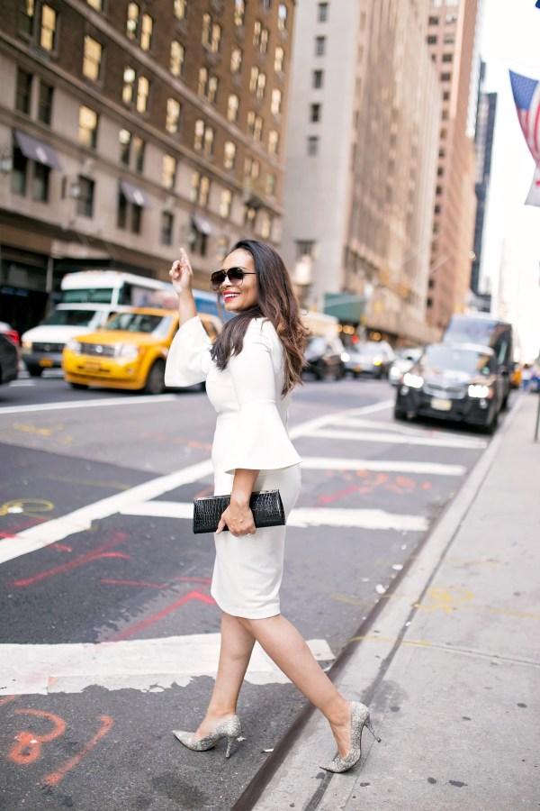 New York Fashion Week Day 1-Tiffany D. Brown