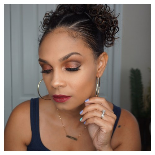 The One Palette You Need In Your Makeup Bag This Fall-Tiffany D. Brown