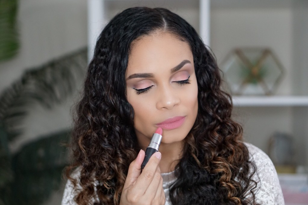 Your Simple Go-To Makeup Look For Valentine's Day-Tiffany D. Brown