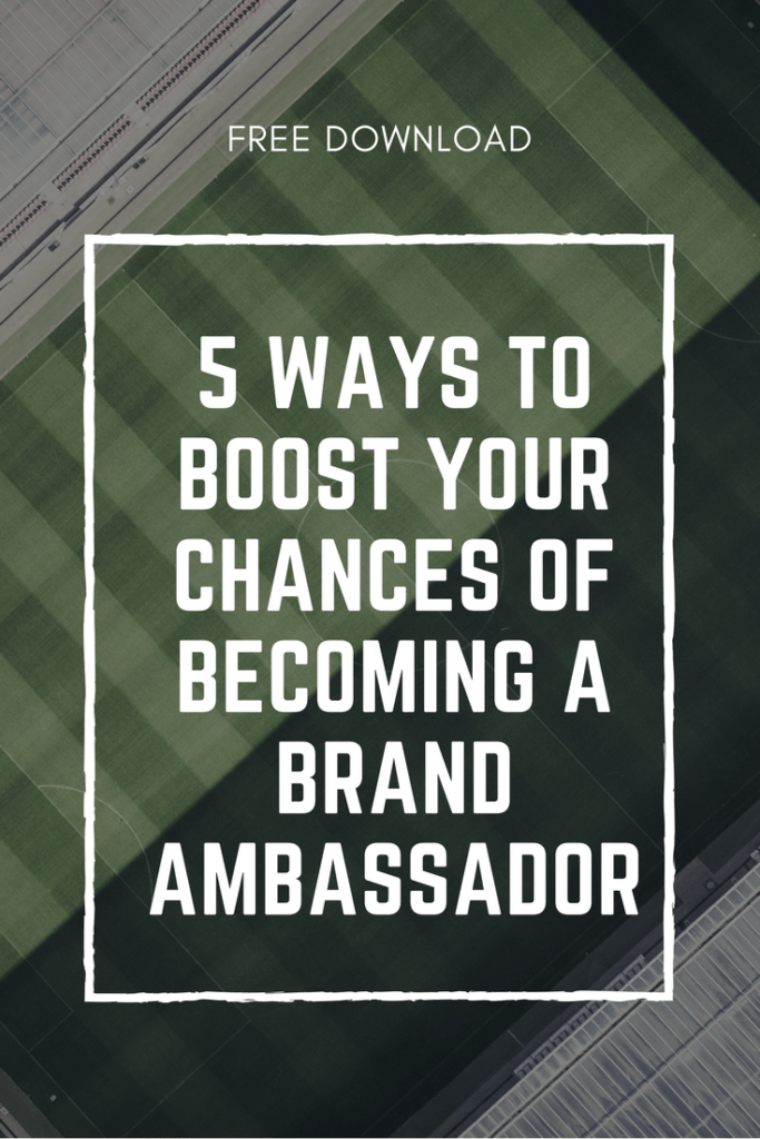 5 Ways to Boost Your Chances of Becoming a Brand Ambassador-Tiffany D. Brown