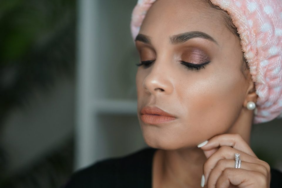Smokey Eye Look Perfect For Your Wedding Day-Tiffany D. Brown