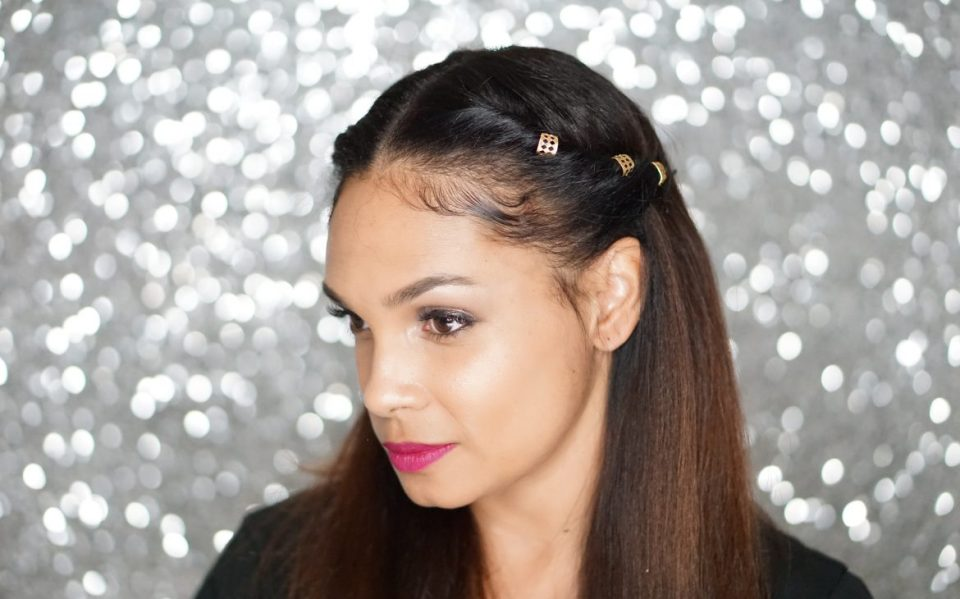 4 Easy Holiday Hairstyles For The Busy Mom-Tiffany Brown
