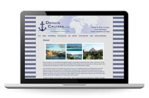Drouin Cruises website