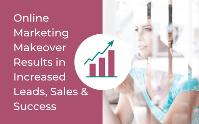 Online Marketing Makeover Results in Increased Leads, Sales & Success