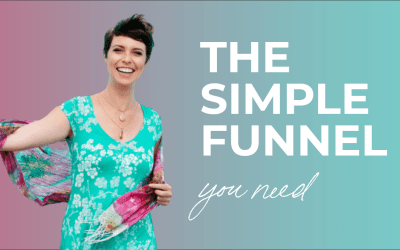 A Must Have Simple Sales Funnel – List Building