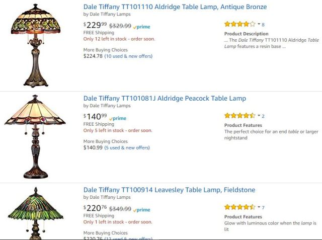 Dale Tiffany Table Lamps Clearance Tiffany Lamp Love Tiffany
