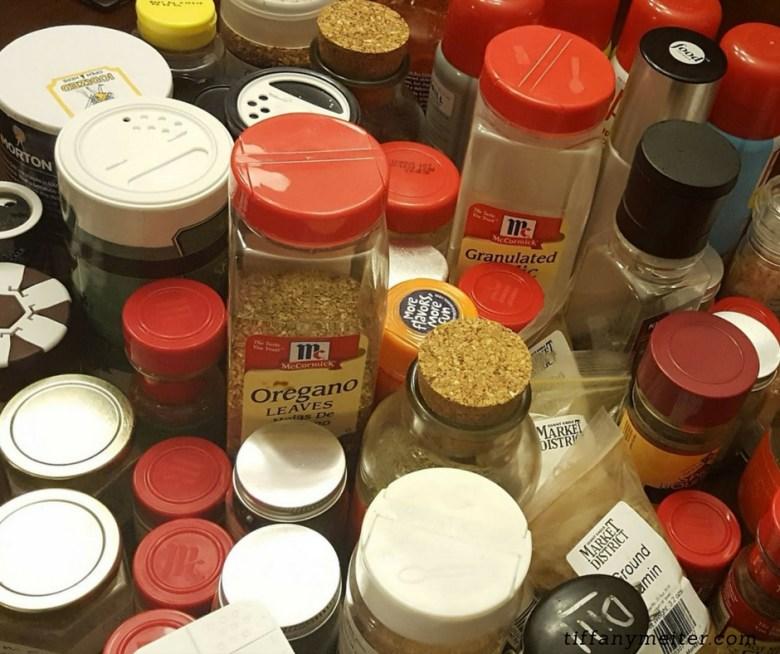 Spice Cabinet, Organization