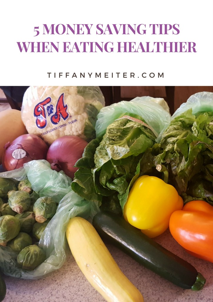 Save Money, Healthy Eating