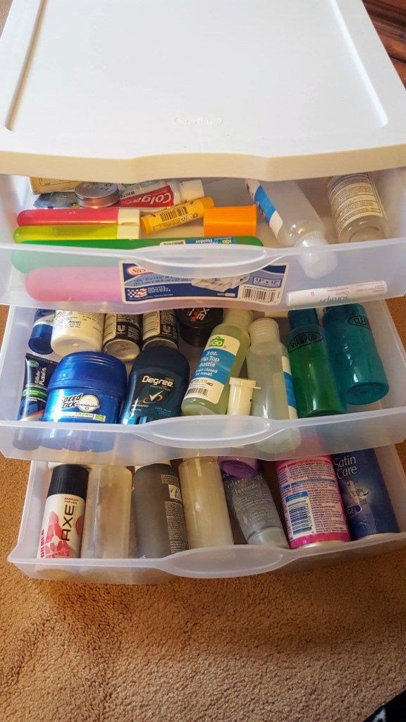 Bathroom Organization, Toiletries, Bathroom Clutter Organized