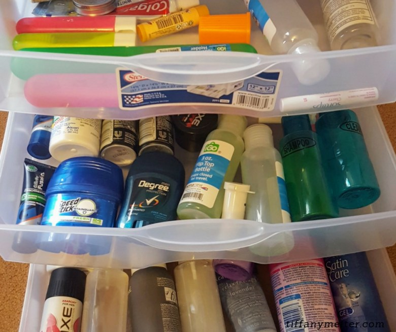 Organization, Declutter