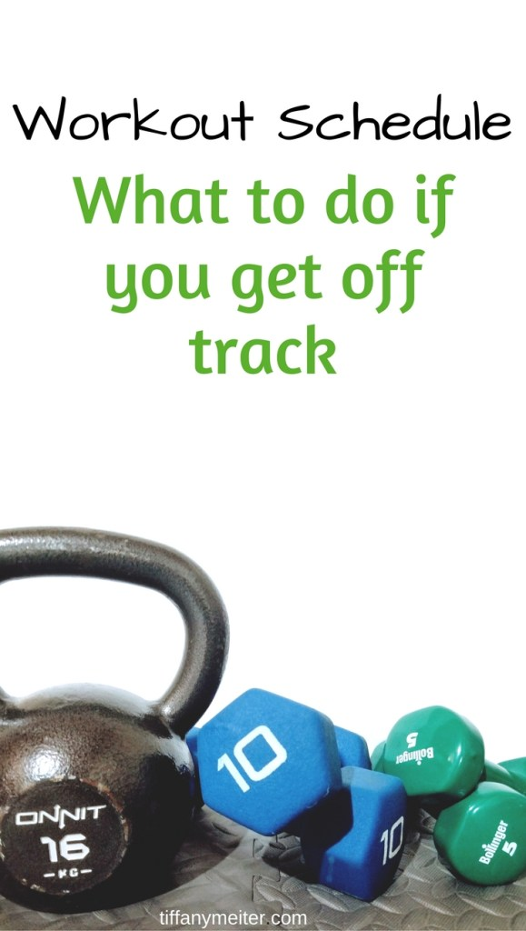 Getting off track