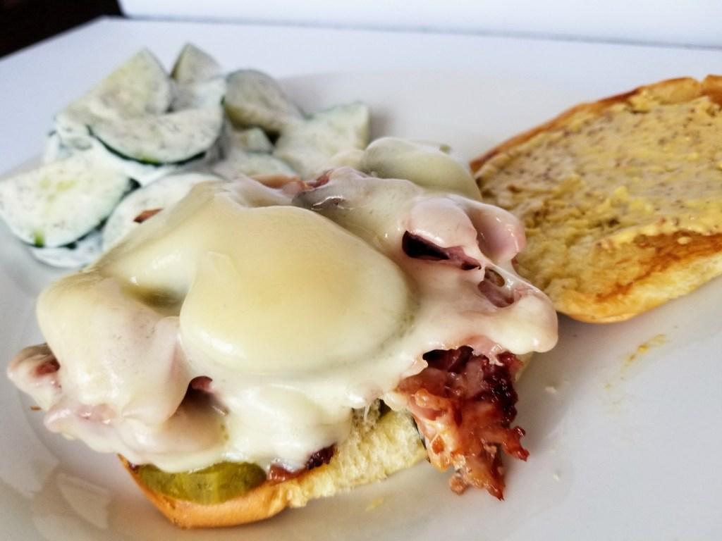 Ham Sandwich, Leftover Ham