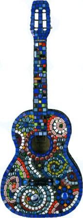 Acoustic Guitar Front full