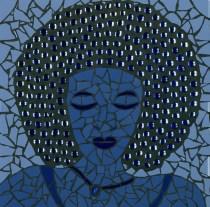 Blue Woman ful