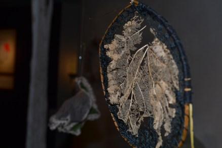 Crocheted Leaves DROS 2015