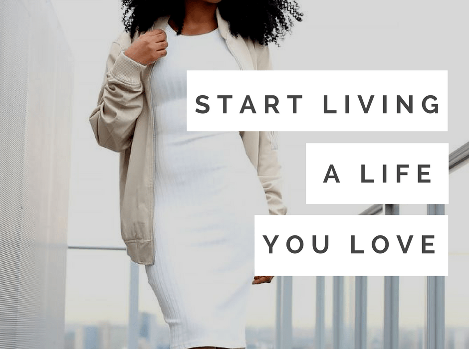 eliminate fear and embrace your happy by Tiffany Nicole